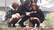 Japanese Beauties Expose Themselves - Scene 9