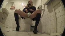 Pissing In Public Makes Them So Horny - Scene 3